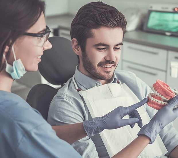 Hutto The Dental Implant Procedure